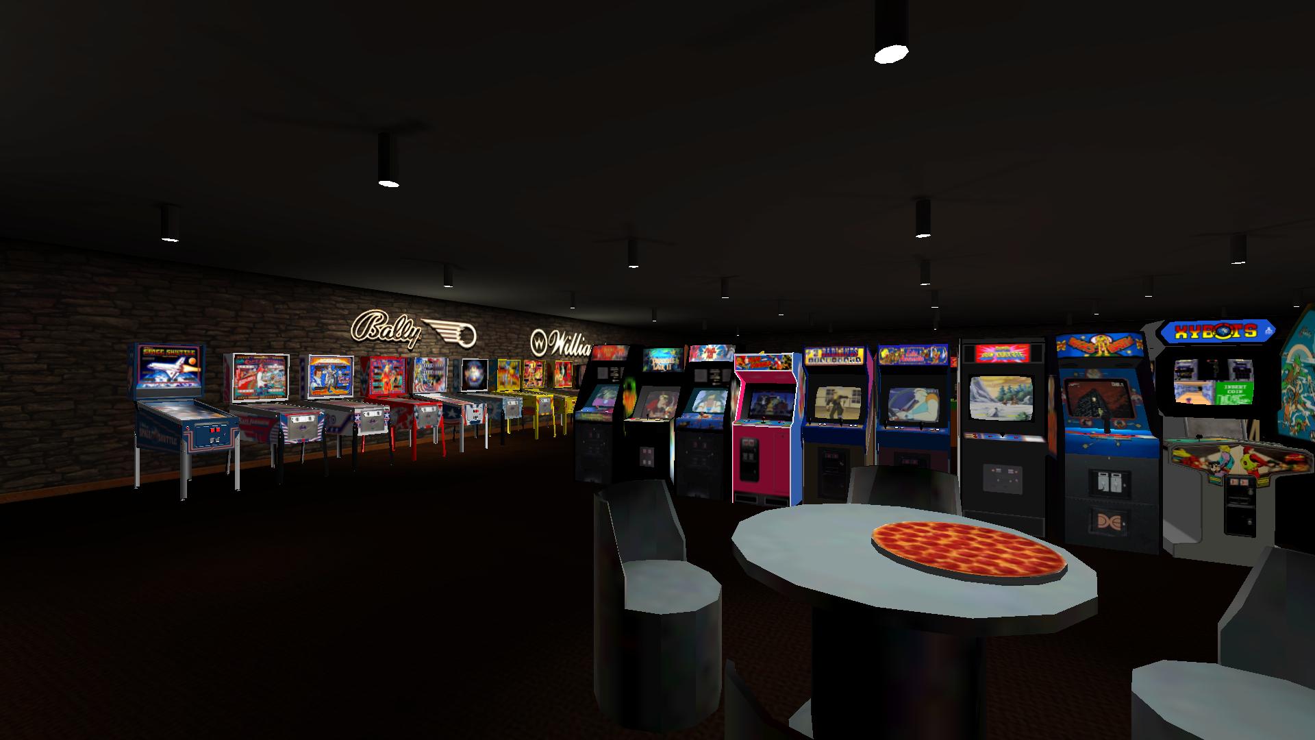 Mame Arcade Wallpaper Hd Related Keywords Mame Arcade