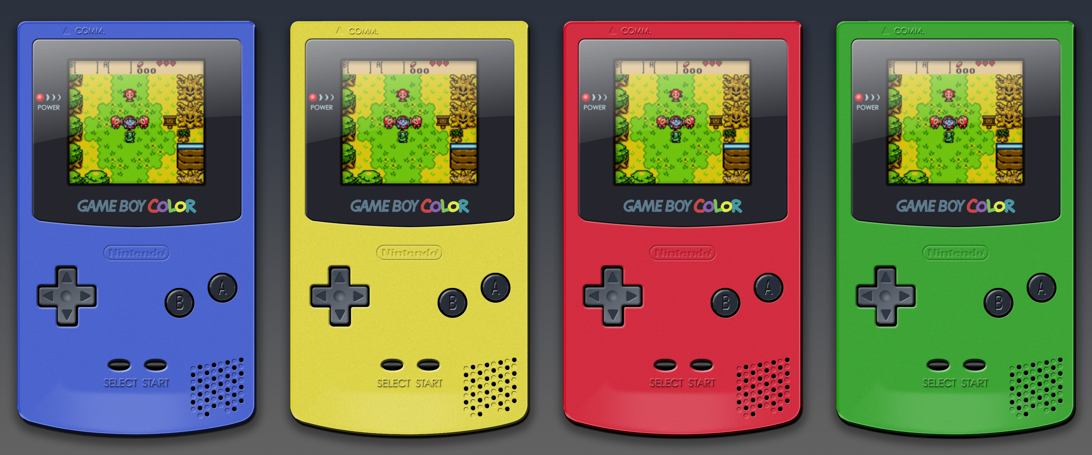 Gameboy color palettes - Attachment